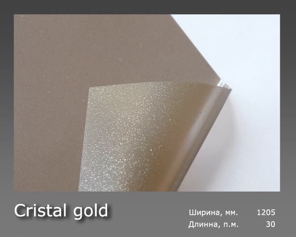 Cristal gold
